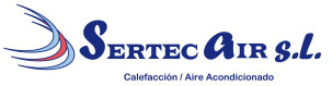 logotipo de SERTEC AIR SL.